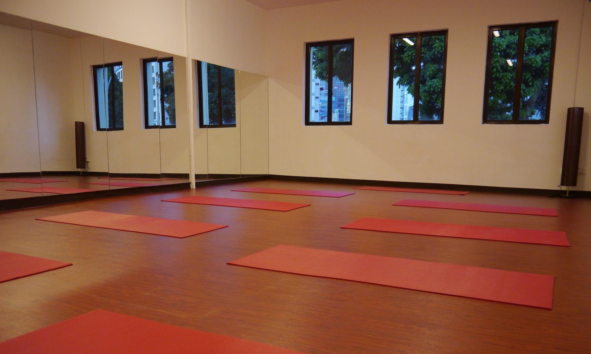 Yoga Vihara Tanjong Pagar Outram Duxton Singapore