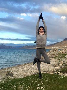 Yoga Teacher Shidah